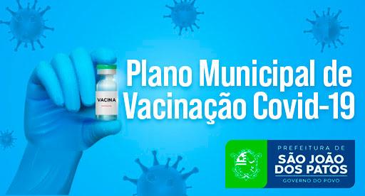Plano Municipal de Vacinação Covid-19